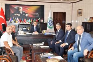 Heyvandarlıq Elmi-Tədqiqat İnstitutu ilə Türkiyə Qars Qafqaz Universiteti arasında memorandum imzalanıb