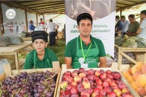 Fermerlərin məhsulları Milli Yaylaq Festivalında nümayiş olunur