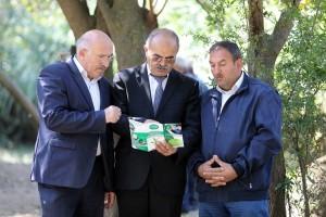 Sentyabrda səyyar gübrə satışından 2295 fermer yararlanıb